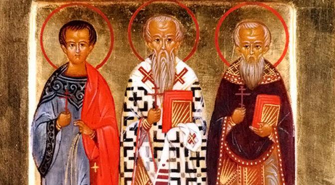 Мучеников Акепсима епископа, Иосифа пресвитера и Аифала диакона