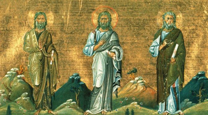 Неделя 29-я по Пятидесятнице, святых праотец