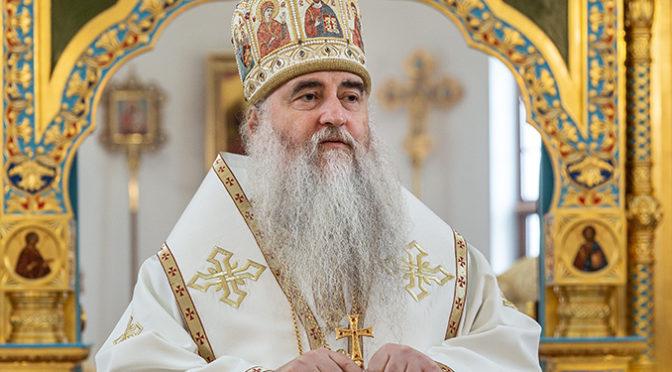Поздравление Высокопреосвященнейшего Лонгина, Митрополита Саратовского и Вольского, с Днем семьи, любви и верности